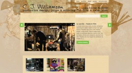 Web Site / Site web • CJW Video Portfolio