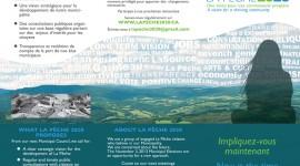 Flyer / Circulaire • La Pêche 2020
