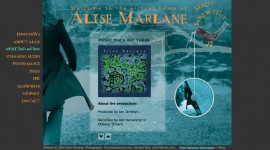 Web Site / Site web • Alise Marlane