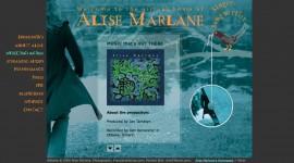 Web Site / Site web • Alise Marlane