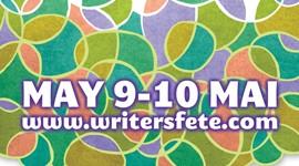 Poster / Affiche • Writers Festival / Festival des écrivains