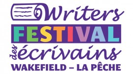 Logo • Writers Festival / Festival des écrivains