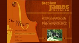 Web Site / Site web • Stephen James