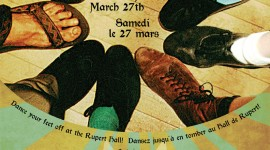 Poster / Affiche • GKW Square Dance / Danse carrée