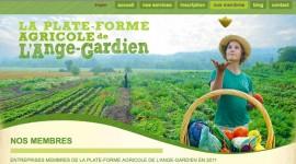 Web Site / Site web • L'Ange Gardien Incubator Farm / Plate-forme agricole