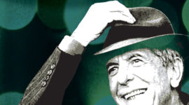 Poster / Affiche • Leonard Cohen Tribute Concert