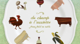 Poster / Affiche • Fête Gourmande de L'Outaouais